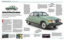 Saab V4: Gröna famnen!