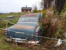 Sedan 1981 har Chevrolet 53´an stått bakom ett uthus och under alla år har flera försökt att köpa.