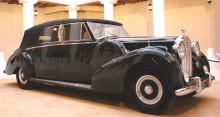 Den enda av bilarna som fick ickebrittisk kaross var prins Talal av Saudiarbiens Phantom IV som fick en tourerkaross av Franay i Frankrike