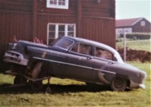 Bilen hos Uno 1979.