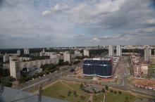 Långhelg i Minsk