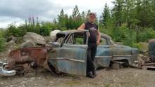 Richard Öhmans Chevrolet 1953. Så dålig men guld värt för oss som hittade precis just det vi saknar.