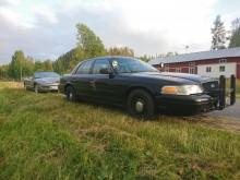 Magnus Sidéns Ford Crown Victoria Police Interceptor är en anonym vagn som väcker massor med uppmärksamhet