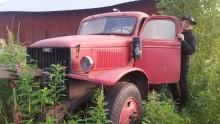 Jag går gärna loss på USA truckar. GMC'n är en ball modell men den här är tyvärr förnedrad med en Merca diesel