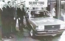 den 50000:e Forden från Corkfabriken.