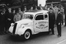 25000:e Forden från Irland, 1938