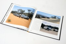 Tidigare opublicerade fotografier från den allra sista testresan till Australien innan 760 fick premiär.