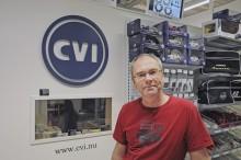 CVI:s grundare och vd Mikael Sällström