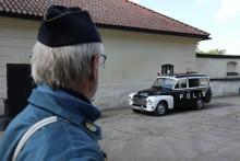 Volvo Duett – ny polisbil!