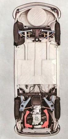 VW 411 – sportkombin!