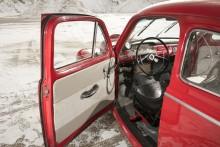 Bilen ägdes efter tävlingsåren av en Volvomekaniker innan den 2012 såldes på Blocket. Den nya ägaren har återställt den till rallyskick och är nu den som säljer den på auktionen i Paris.