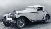 Mercedes Benz SS 1928