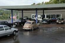Lördagens veteranbilsrally är omdöpt till VROM-rundan. Klassiker kommer för andra året i rad hålla i en av kontrollerna.