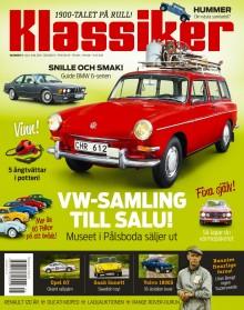 Läs om Holmgrens VW-samling i Klassiker 5/2018. Du kan beställa den i vår shop www.klassiker.nu/shop