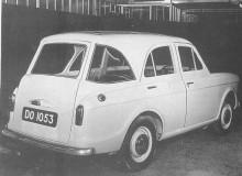 En kombiprototyp  från 1956 som aldrig såg dagens ljus.