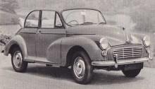 Cabrioleten kallad topurer hängde med fram till 1969.