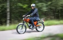 Crescent F50 var sista rycket för svensk mopedindustri. Men vilket ryck!