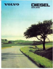 Broschyren från 1980 hade inte någon bil på omslaget!