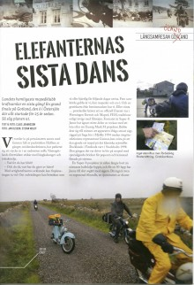Nytt nummer av Moped … med kalender!