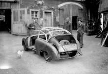 Porschen från öst