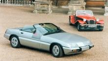 I bakgrunden Panther Lima som Equus baserades på.