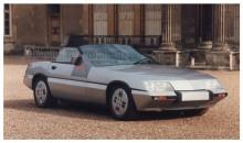 Equus var en välproportionerlig bil,  vassa veck och vinklar ger illusionen av att vara flerfärgad, det är den inte.