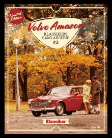 Specialutgåva Volvo Amazon – nu åter i lager!