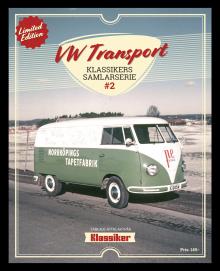 Specialutgåva – Volkswagen Transport!