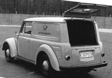 Med typ 1 fick man aldrig riktigt till det som postbil, trots några försök.