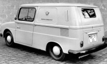 Fridolin var lösningen som kom 1964