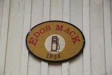 Edos mack blir museum
