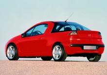 Tigra conceptbilen som visades 1993.