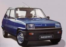 1982 kom en Parisienne 2, baserad på R5:an istället.  3000 gjordes av dessa. Nu var det stripes och spoilers istället för cannédekor och skotsktrutigt.