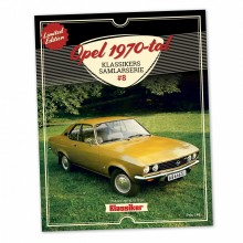 Opels sköna 70-talare – specialutgåva!