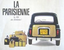 La Parisienne, den feminina fyran