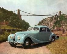 Första Bristolbilen, 400