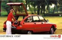 De sista GSA gjordes så sent som början av 90-talet, i Indonesien.
