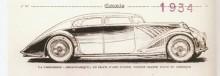 Design för Austro-Daimler 1934