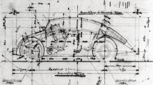 Hur en 'Volkswagen' skulle se ut - 1925!