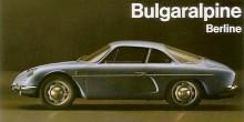 Så fanns det ju en Bulgaralpine också!