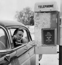Mobiltelefoni 1963