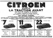Hösten 1934 skulle 22CV komma ut - vi väntar fortfarande!