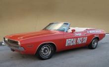 Ett 50-tal sådana här Challegers såldes som 'pace car replica' edition i rött.