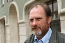 Jan Tägt, generalsekreterare på Motorhistoriska Riksförbundet.