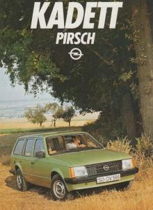 Opel i galoscher
