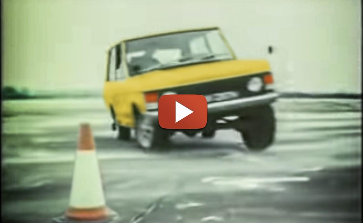 Range Rover fyller 50 år