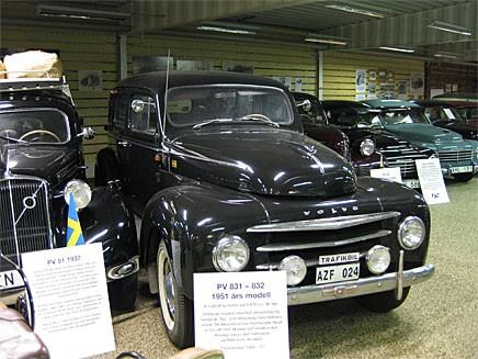 Volvosuggan från -51 gick för 60 500 kronor.