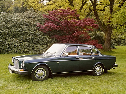 Det är klart du ska köpa en kloss med klass - vi köpguidar i ämnet Volvo 164.