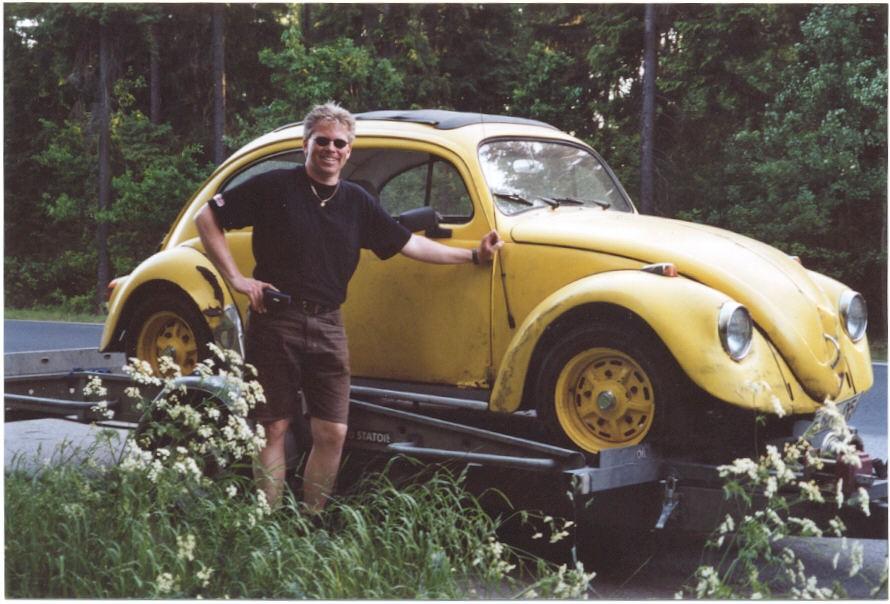 Bildspel: Projekt Herbie!