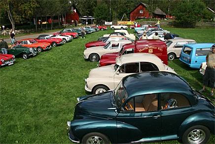 An English Day i Nässjö samlade många brittiska godbitar.
